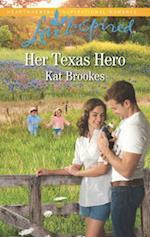 Her Texas Hero (Love Inspired)