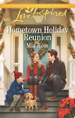 Hometown Holiday Reunion (Love Inspired)