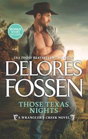 Bog, paperback Those Texas Nights af Delores Fossen