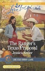 The Ranger's Texas Proposal (Lone Star Cowboy League Boys Ranch, nr. 2)