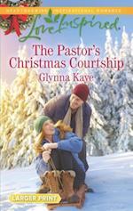 The Pastor's Christmas Courtship (Hearts of Hunter Ridge)