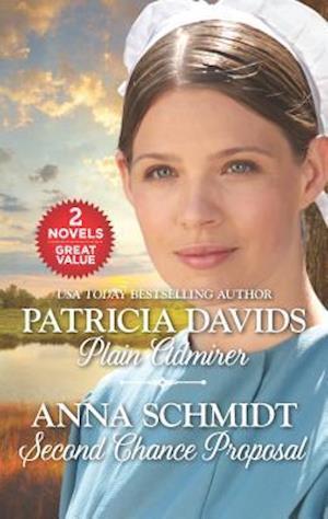 Bog, paperback Plain Admirer / Second Chance Proposal af Patricia Davids