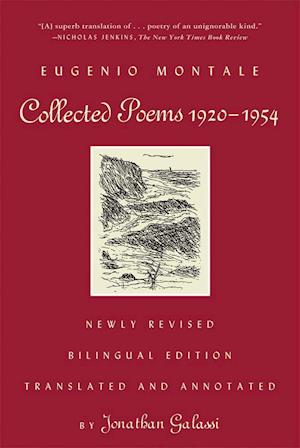 Collected Poems, 1920-1954 af Eugenio Montale