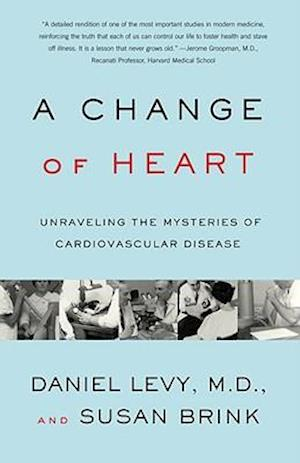 Change of Heart af Daniel Levy, Susan Brink