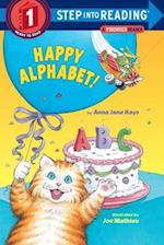 Happy Alphabet af Anna Jane Hays, Joseph Mathieu