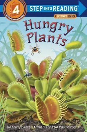 Hungry Plants af Paul Mirocha, Mary Batten