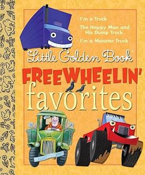 Little Golden Book Freewheelin' Favorites af Tibor Gergely, Miryam, Dennis Shealy