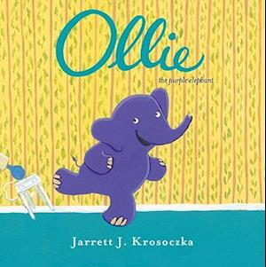 Ollie the Purple Elephant af Jarrett J. Krosoczka