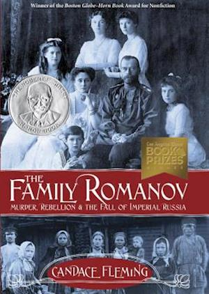 The Family Romanov af Candace Fleming