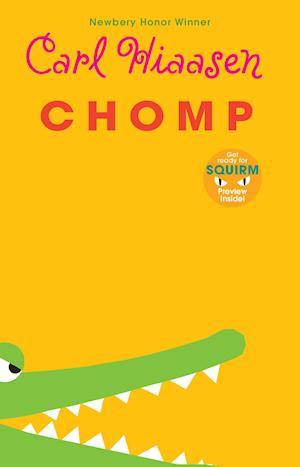 Chomp af Carl Hiaasen