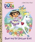 Dora and the Unicorn King af Molly Reisner