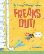Eensy Weensy Spider Freaks Out! (Big-Time!) af Troy Cummings