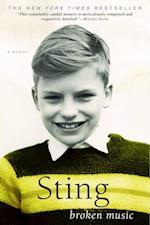 Broken Music af Sting