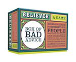 The Believer Box of Bad Advice af Editors of the Believer