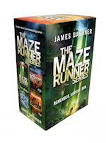 The Maze Runner Series af James Dashner