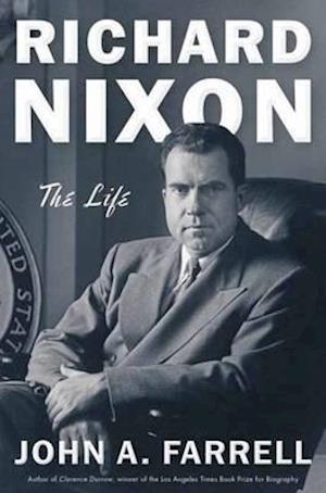 Bog, hardback Richard Nixon af John A. Farrell