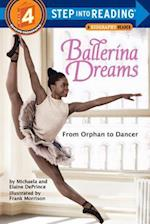 Ballerina Dreams (Step into Reading. Step 4)