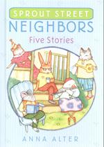 Five Stories af Anna Alter
