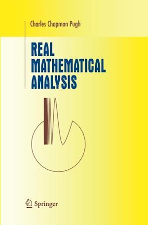 Real Mathematical Analysis af Charles C. Pugh
