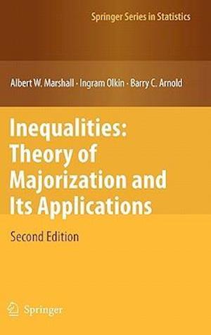Inequalities af Ingram Olkin, Barry Arnold, Albert W Marshall