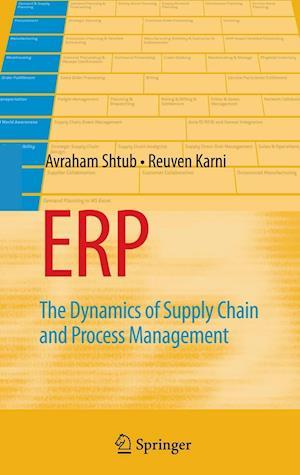 Enterprise Resource Planning (ERP) af Reuven Karni, Avraham Shtub