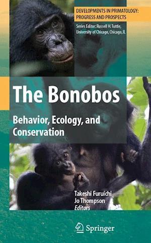 The Bonobos af Takeshi Furuichi, Jo Thompson, Barbara Fruth