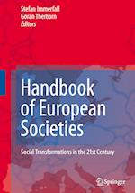 Handbook of European Societies af Stefan Immerfall