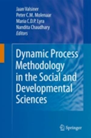Dynamic Process Methodology in the Social and Developmental Sciences af Maria C D P Lyra, Nandita Chaudhary, Jaan Valsiner