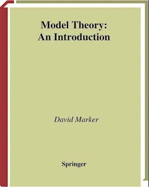 Model Theory af David Marker
