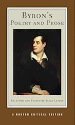 Byron's Poetry and Prose af Alice Levine, George Gordon Byron