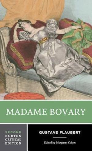 Madame Bovary af Eleanor Marx Aveling, Margaret Cohen, Gustave Flaubert