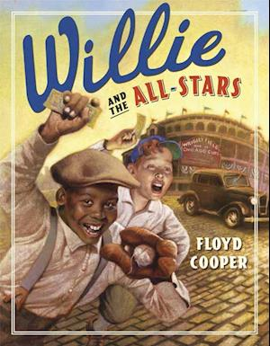 Bog, hardback Willie and the All-Stars af Floyd Cooper