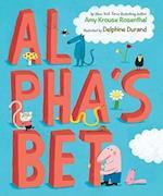 Al Pha's Bet af Amy Krouse Rosenthal, Delphine Durand