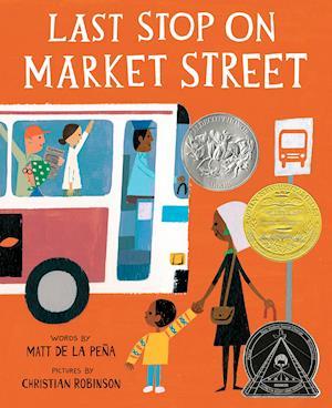 Last Stop on Market Street af Matt De La Pena
