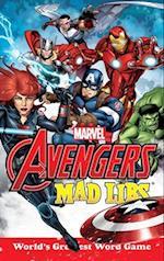 Marvel Avengers Mad Libs (Mad Libs)