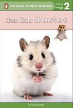Ham-ham-hamsters (Penguin Young Readers, Level 2)