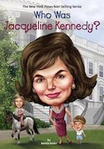 Who Was Jacqueline Kennedy? (Who Was Hardcover)