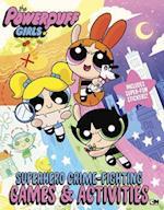 Superhero Crime-fighting Games & Activities (POWERPUFF GIRLS)
