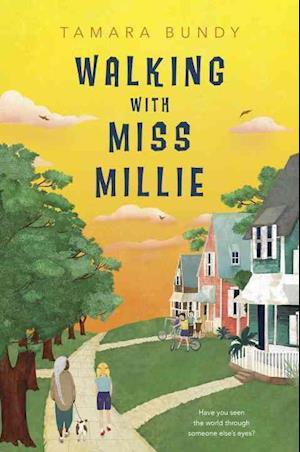 Bog, hardback Walking with Miss Millie af Tamara Bundy