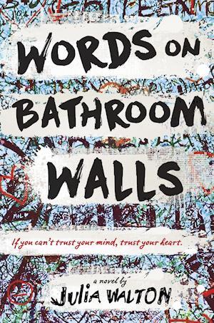 Bog, hardback Words on Bathroom Walls af Julia Walton