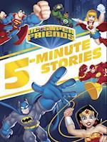 DC Super Friends 5-Minute Stories (DC Super Friends)