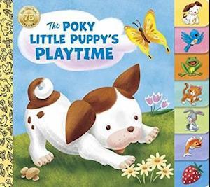 Bog, ukendt format The Poky Little Puppy's Playtime af Golden Books
