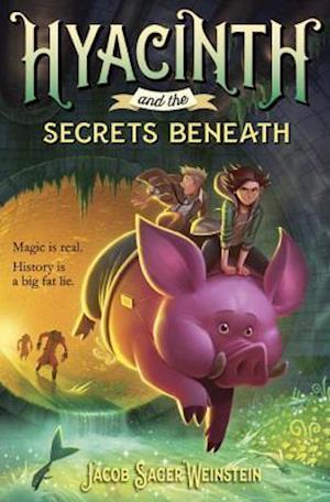 Bog, ukendt format Hyacinth and the Secrets Beneath af Jacob Sager Weinstein