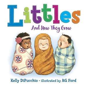 Bog, ukendt format Littles af Kelly DiPucchio