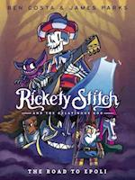 Rickety Stitch and the Gelatinous Goo Book 1 af Ben Costa, James Parks