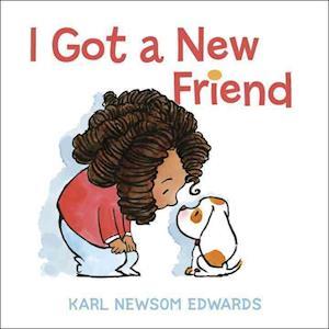 Bog, ukendt format I Got a New Friend af Karl N. Edwards