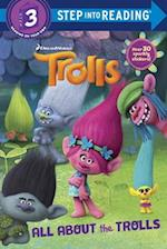 All About the Trolls (Step Into Reading. Step 3)