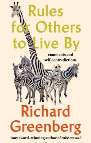 Rules for Others to Live By af Richard Greenberg
