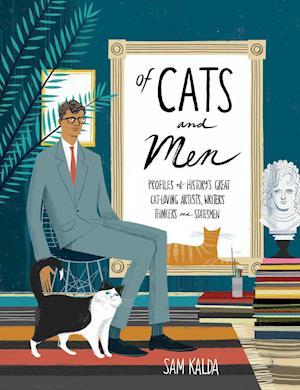 Bog, hardback Of Cats and Men af Sam Kalda