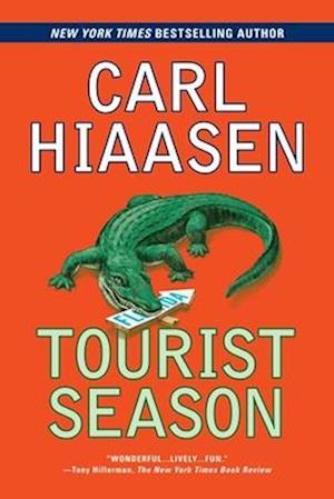 Bog, paperback Tourist Season af Carl Hiaasen